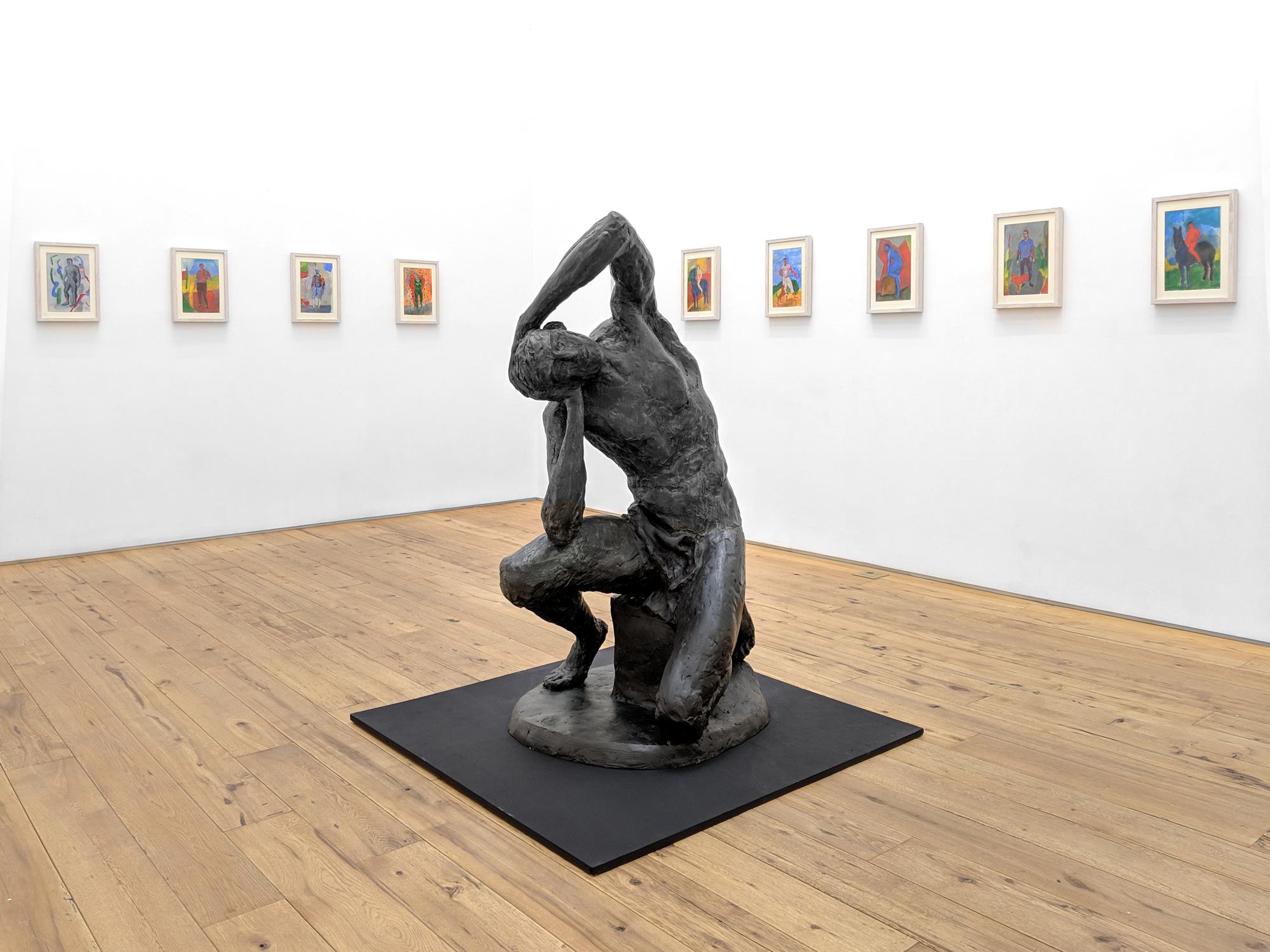 Sandro Chia  2019 Marc Straus Gallery