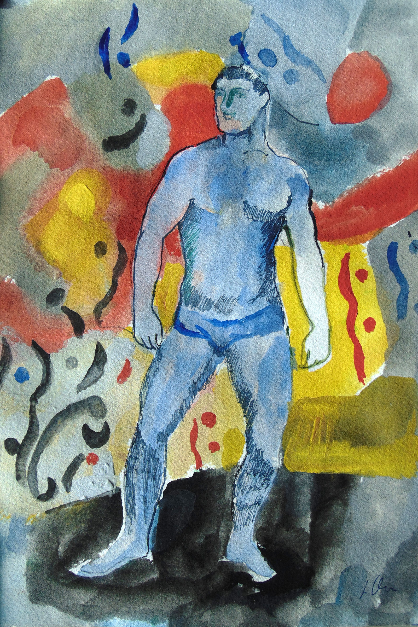 Sandro Chia 2019