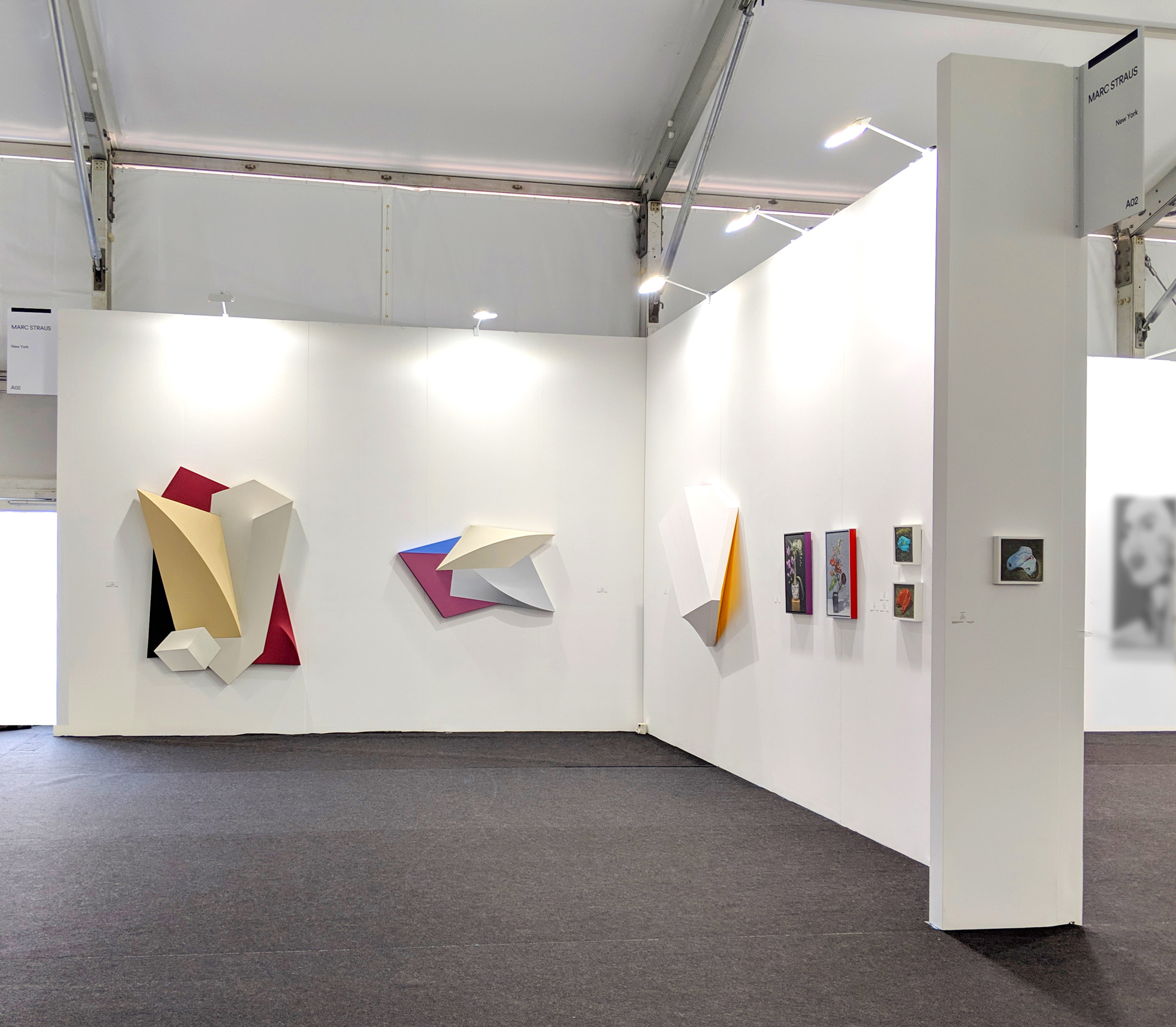 Art Central Hong Kong 2019  1970 Marc Straus Gallery