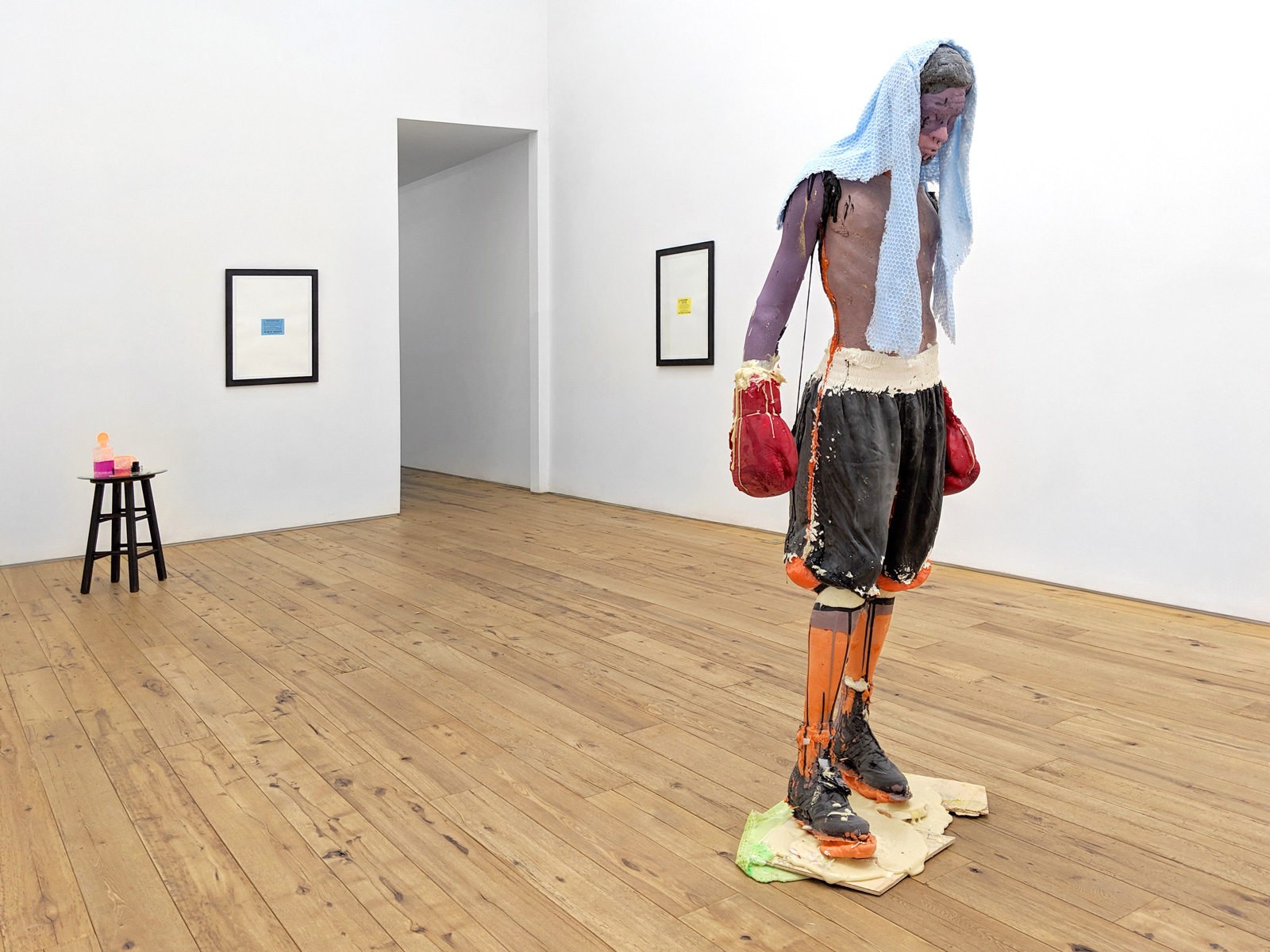 Folkert de Jong  2019 Marc Straus Gallery