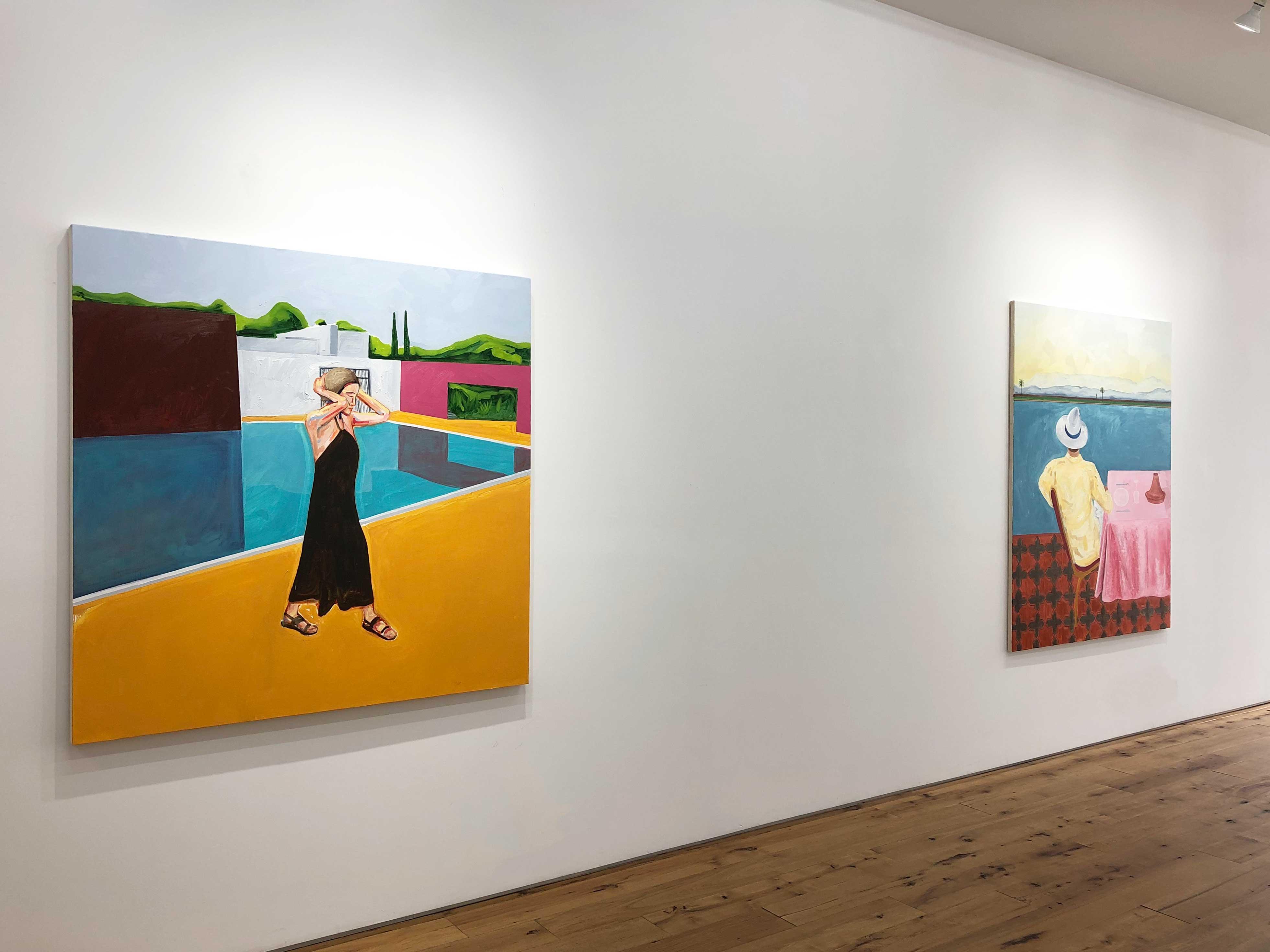 Sinead Breslin  2019 Marc Straus Gallery