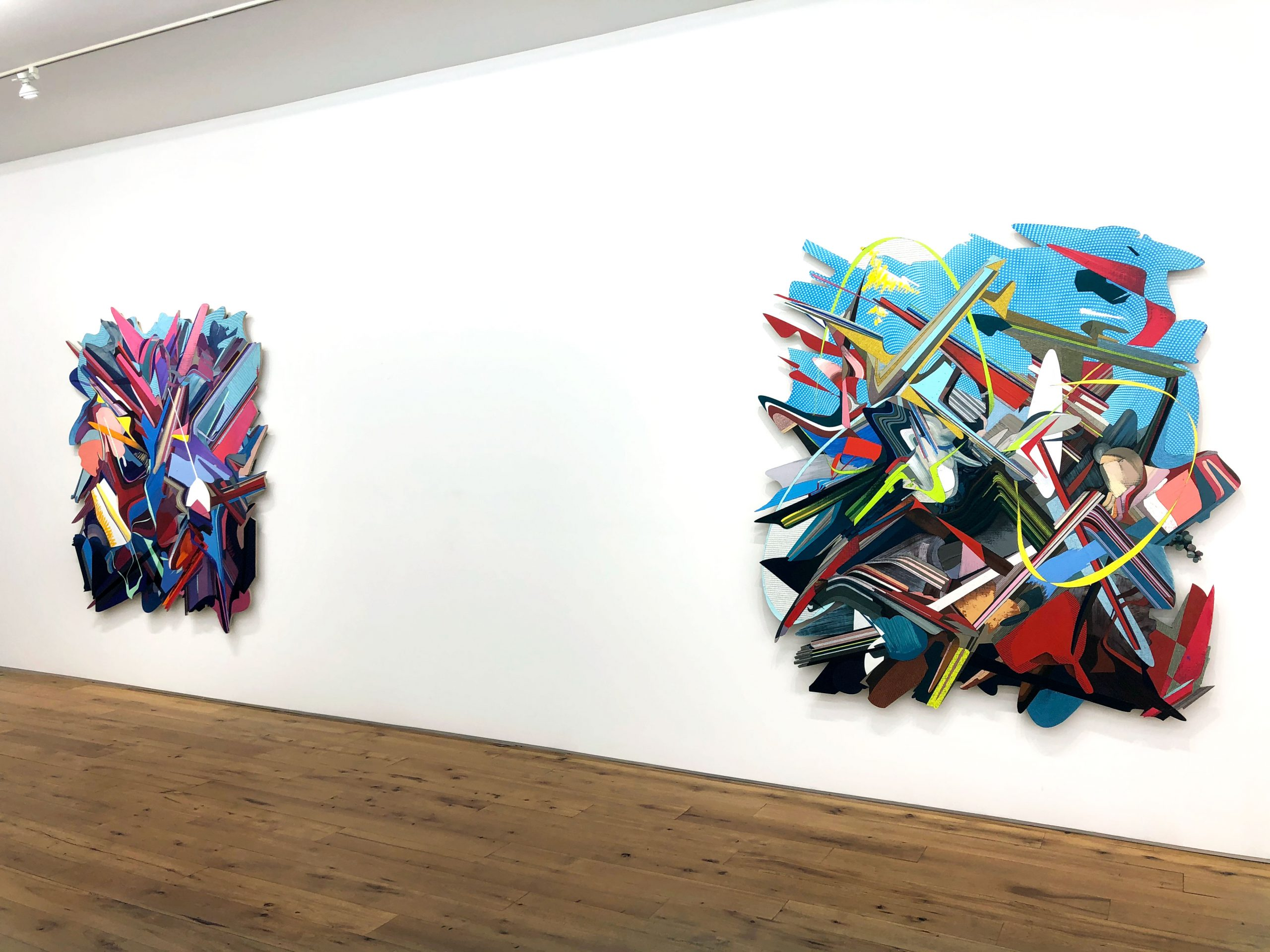 Omar Rodriguez-Graham  2020 Marc Straus Gallery