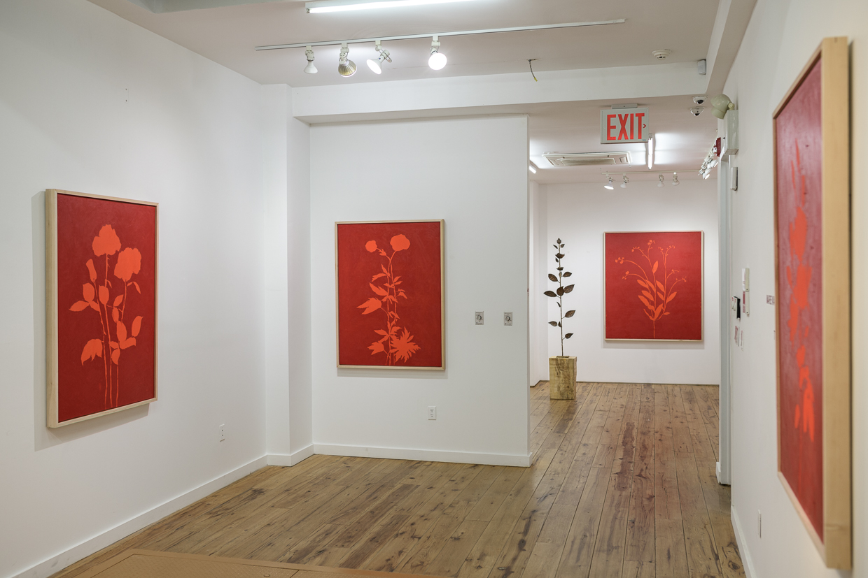 Michael Brown  2021 Marc Straus Gallery
