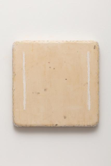 Otis Jones 2020 Acrylic on canvas 24 x 24 x 3 inches (60.96 x 60.96 x 7.62 cm) 2021 Marc Straus Gallery