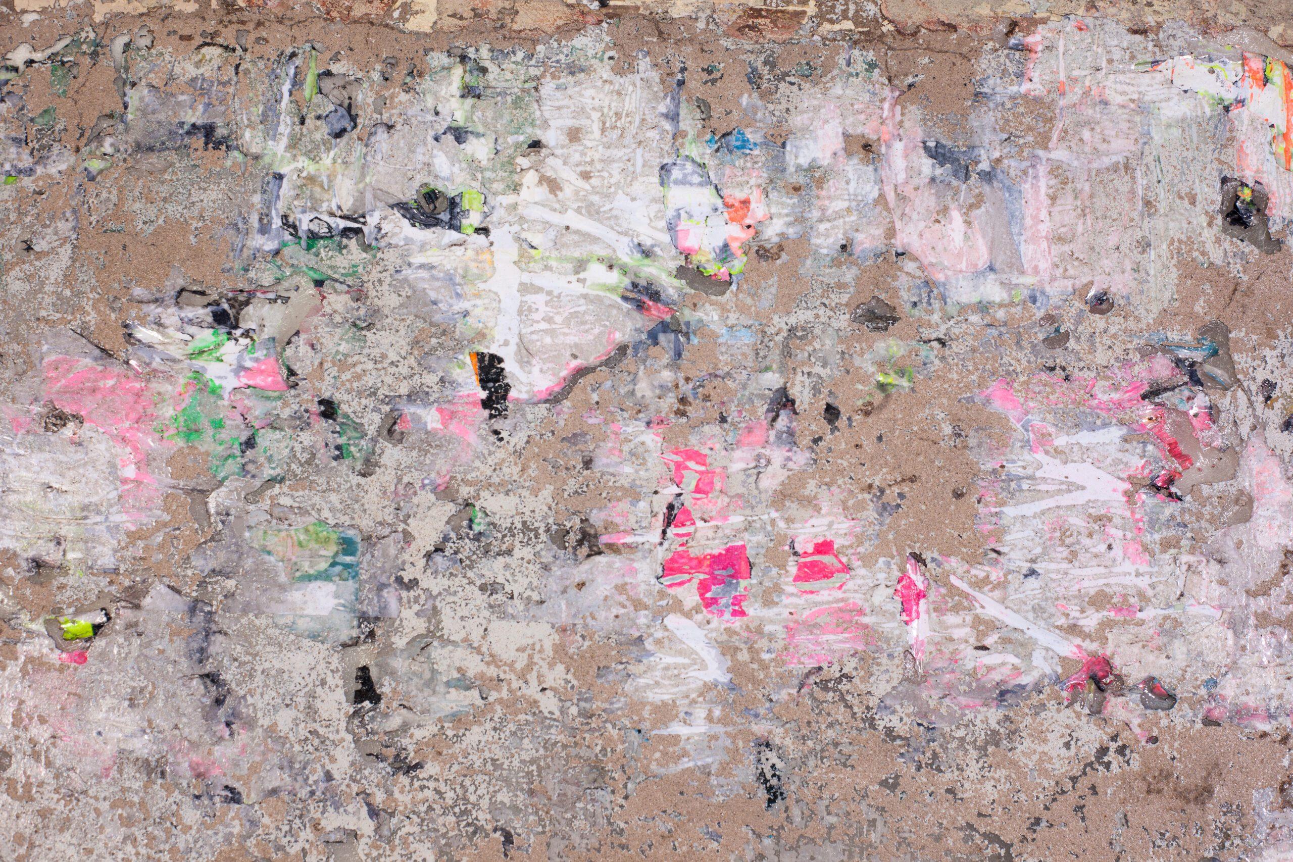 José Carlos Martinat verso view 2021 Marc Straus Gallery
