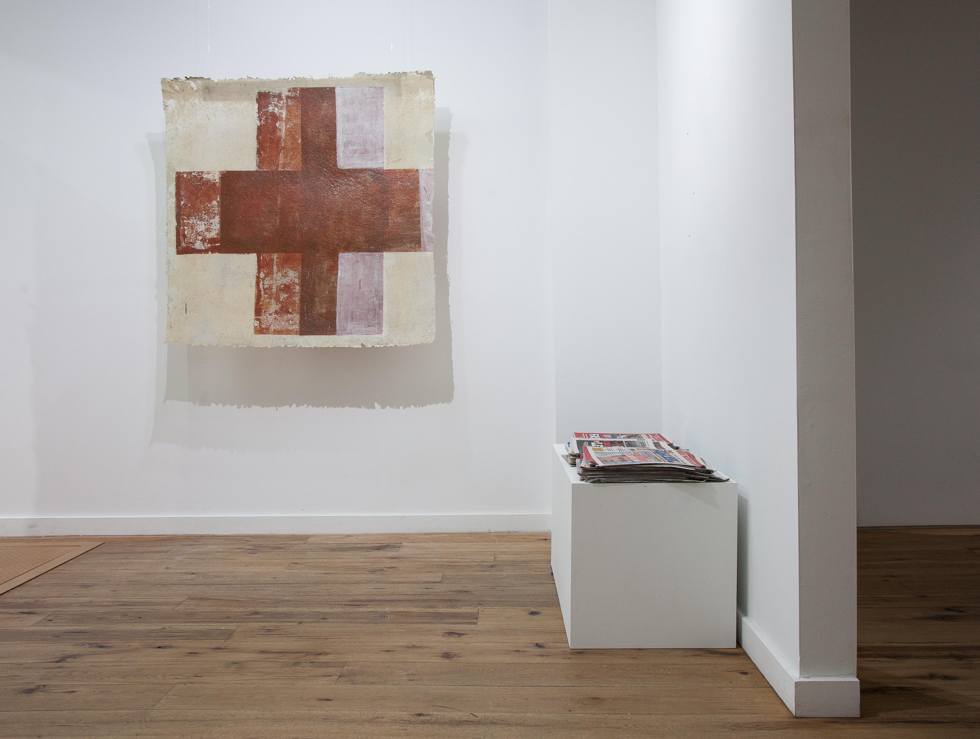 José Carlos Martinat  2021 Marc Straus Gallery