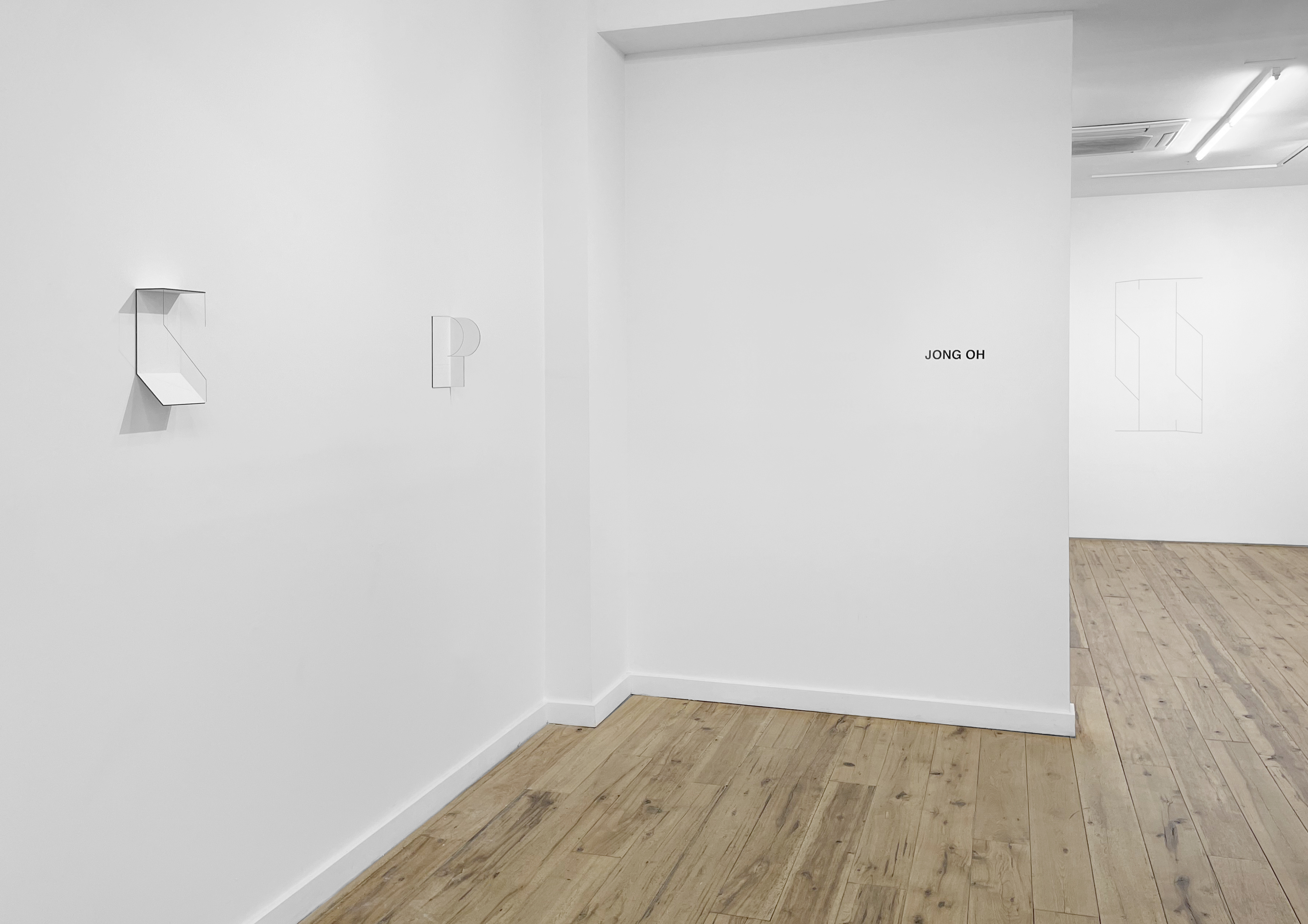 Jong Oh  2021 Marc Straus Gallery