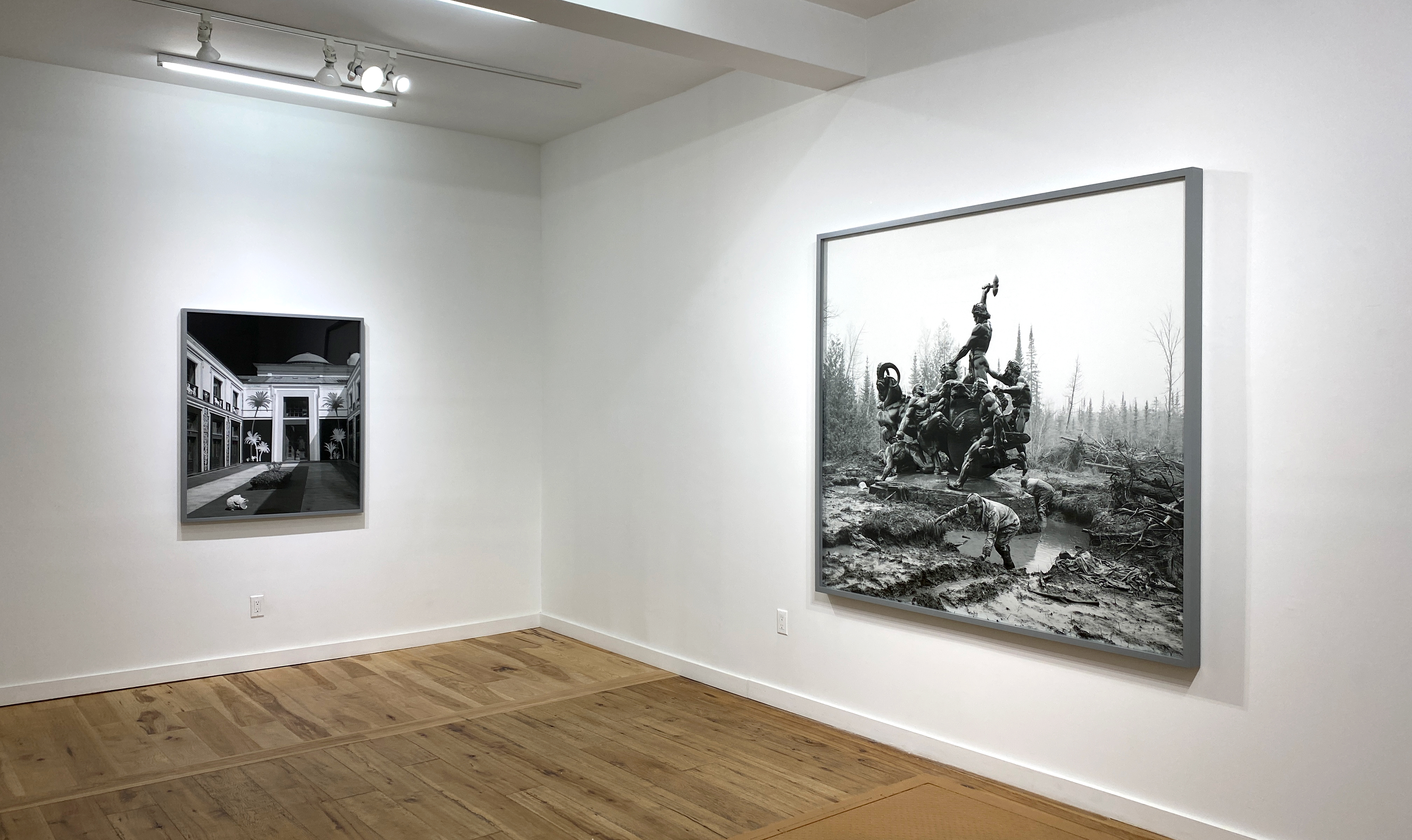Thomas Bangsted  2021 Marc Straus Gallery
